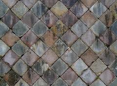 Diamond in the rough (Grooover) Tags: wall bricks blocks squares diamonds lines kotor montenegro grooover