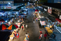 Alabang Market at Night (bryanshoots) Tags: urban night city lights alabang muntinlupa philippines panasonic lumix lx100 street streetphotography