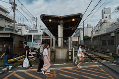 P1110079 (tohru_nishimura) Tags: lumixlx3 variosummicron511282028 leica shimokitazawa train keio station tokyo japan
