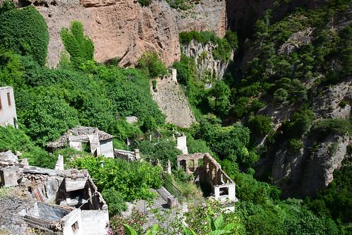 Abandoned Village of Moni Pepelinitsis