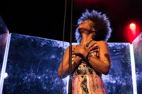 Patrice Quinn with Kamasi Washington & The Next Step