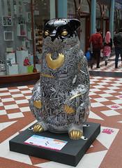 Forward (ahisgett) Tags: birmingham children's hospital charity wild art big sleuth 2017 bearmingham