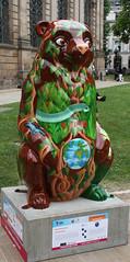 Bear Necessities (ahisgett) Tags: birmingham children's hospital charity wild art big sleuth 2017 bearmingham bear