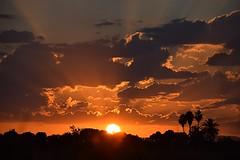 LE PIERDO LA VISTA (Buscavientos) Tags: sol nubes nikon camino rayos nwn