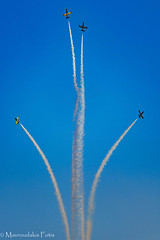 Kavala Air Sea Show 2017 (Mavroudakis Fotis) Tags: air airplanes arrows aviation exhibition formation show tricolors high turbine together aeroplane aeroplanes acrobat jets airplane tricolore aircraft glide vintage view celebrate land precise wing force accuracy landing above blue team aeronautical propeller aerospace acrobats horizon frecce aerial power flying airborne entertainment white imaengine propulsion formations flight maneuver pilot plane yellow speed sky acrobatics jet travel teamwork transport exact fly group sport transportation planes italian engine acrobatic flights airport celebration fast smoke military