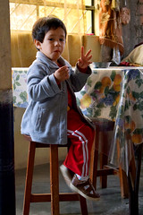 Kid (RaphelOV) Tags: comiendo niño kid