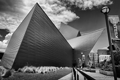 Denver Museum of Art (Javier Huanay) Tags: american view black clouds d800 exposure f28g great huanay nikon arquitecture