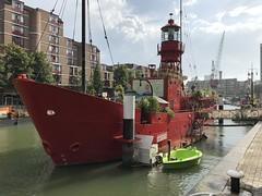 Floating Restaurant- Rotterdam (Patrissimo2017) Tags: rotterdam netherlands 2017summer