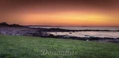 Beautiful New England Sunrise (lisadonoghue(away)) Tags: sunrise color gloucestermass rocky neck sonyalphaslta65 donoghue ocean rocks