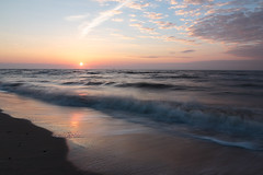 North Sea Beach Sunset - Texel 2017 (Wilma v H - Thanks so much 4 your lovely comments/) Tags: northsea noordzee texel waddeneilanden decocksdorptexel beaches sunsets longexposure skies waterscapes clouds waves luminositymasks tkactionsv5panel canoneos60d noordholland northholland outdoors 2017 paal31texel nederland netherlands