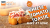 Cheese Tomato Toast (whatsnewlife) Tags: delicious tastyfood cheesetomatotoast food