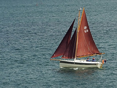 Boat 68 (Cornishcarolin. Thank you for over 2 Million Views) Tags: cornwall falmouth pendennispoint boats yachts thefalestuary sailing water crabbers