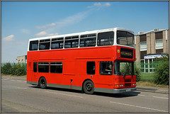 R274 LHK, and still no rain............ (Jason 87030) Tags: r274lhk hunters coaches daventry royaloakway industrialestate school contracts work duties doubledecker olympian bus education no0rthants northamptonshire sony color colour ilce nex alpha a6000 lens tag flickr ray company local 2017 july centralbuses
