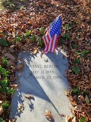 Irving Berlin (amiterangi1) Tags: woodlawncemetery autumn cemetery woodlawn irvingberlin