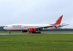 B777-2.VT-ALH (Airliners) Tags: airindia 777 b777 b7772 b777200 boeing boeing777 boeing777200 inaugural inauguralflight iad vtalh 7717