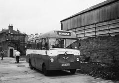 Vintage Strathtay (bystuart) Tags: caledonianrailway brechin bus strathtay