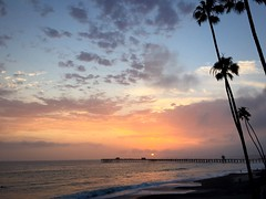 Sundown in San Clemente (pakhouse@att.net) Tags: southerncalifornia sanclementepier beach sundown coastalview california sunset