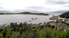 Argyll & Bute - Oban - Overlooking the Isle of Kerrera (bellrockman2011) Tags: strathclyde lochlomond argyllbute luss oban ferries calmac