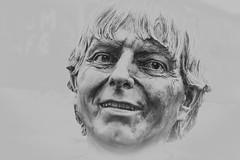 Joey Dunlop, Isle of Man TT legend (Grumpy Eye) Tags: joey dunlop nikon d40 isle man iom statue tt