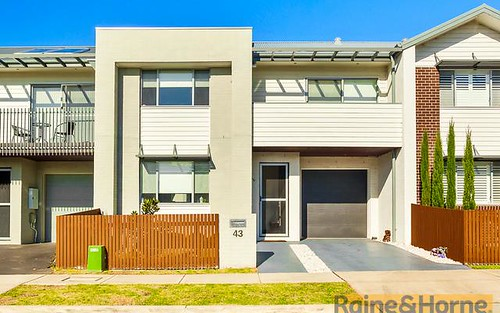 43 Freshwater Road, Rouse Hill NSW