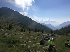 The Best of the Italian Alps:July 2017 (Hedonistic Hiking) Tags: hikingitalianalps gressoney champorcher hedonistichiking mont blanc skyway alpine flora hotelbellevuecogne cogne courmayeur bard hoteladgallias