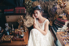 ARW00929-6 (WillyYang) Tags: 35mmf14 35l model bride gown taiwan beauty weddingphotography weddingbride weddingdress