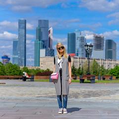 20170530Jovana. Park Pobedi-5 (OlegZaytsev) Tags: парк победы девочка модель на природе сити блондинка russian girl moscow2017 model beauty