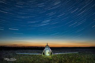 Shooting stars ....