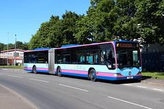 That Little Bit Extra (45p) Tags: bx54ucn citarog mercedesbenz peoplesbus liverpool mercedes benz