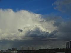 London Sky (Deepgreen2009) Tags: storm london weather cumulonimbus urban summer unstable cloud