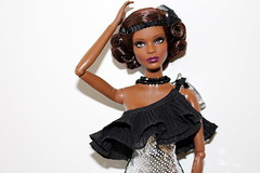 Beautiful claudette barbie (MJolinda) Tags: claudette gordon harlem theatre barbie