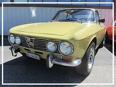 Alfa Romeo 2000 GTV, 1972 (v8dub) Tags: alfa romeo 2000 gt v 1972 schweiz suisse switzerland bleienbach bertone italian pkw voiture car wagen worldcars auto automobile automotive old oldtimer oldcar klassik classic collector