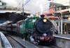 Transport Heritage Expo 2017 - Heritage Locomotive 3642 brings her train through Redfern Railway Station (john cowper) Tags: 3642 nswrailmuseum transportheritagensw transportheritageexpo centralrailwaystation redfernrailwaystation lasttrip nswrailways nswgr sydney newsouthwales