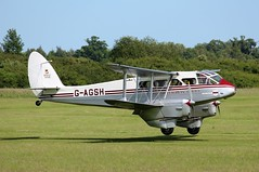 G-AGSH DH.89A Dragon Rapide (R.K.C. Photography) Tags: gagsh dehavilland dh89a dragonrapide bea britisheuropeanairways shuttleworthcollection oldwarden bedfordshire england unitedkingdom uk classic british aircraft biplane airliners canoneos100d