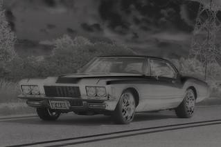Buick Riviera Hardtop Coupé 1972 (2743)