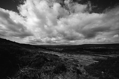 Ilkley Moor (lsullivanart) Tags: ilkleymoor ilkley cowandcalf photography shot shooter shoot snap snapshot fuji fujifilm fujix fujinon fujixt2 xt2 fujinon1024 fujinonxf1024 fuji1024 fujifilm1024 monochrome bw monotone monochromatic blackandwhite bnw nocolour white black wb spring winter sun sky clouds weather moody dramatic atmospheric cloudy overcast outdoor landscape hill hills fell rural fields valleys views natural beautiful nationaltrust nt scenery scenic estate tree trees yorkshire dales northern moorland moors moor rocks rocky europe uk unitedkingdom britain england national british