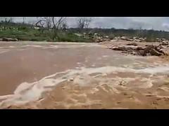 Água chegando na barragem da capivara Uiraúna Paraíba 04/05/ 2017 (portalminas) Tags: água chegando na barragem da capivara uiraúna paraíba 0405 2017