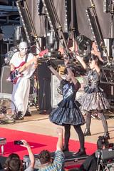 BABYMETAL at Shoreline Amphitheatre #2 (satoshikom) Tags: panasonicdmczs100 babymetal shorelineamphitheatre heavymetal concert yuimetal sumetal