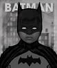 I am batman (bhanuprakash.in) Tags: iambatman batman dark knight brooding oldphoto digital art sketch