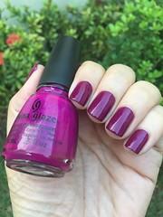 Flying Dragon - China Glaze (Jane Iris) Tags: esmalte unhas nail polish