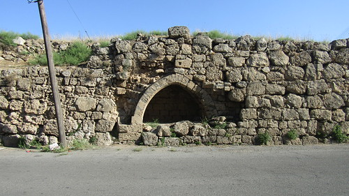 The wall, Famagusta