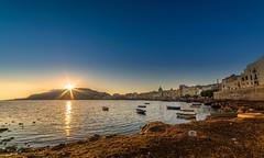 Sunrise (Michele Naro) Tags: trapani alba sicily sicilia sicile sizilien sea samyang14mmf28 see italien italy italia italie iamnikon nikond610
