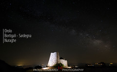 Nuraghe Orolo - Bortigali, Sardegna (neroargento.com) Tags: nuraghe nuraghes torri towers orolo bortigali vialattea milkyway archeologia archaeology neroargento nikonclubit nikon