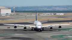 """D-AIMA A388 LH455 """"Frankfurt Am Main"""" (j3tdillo) Tags: lh lufthansa airbus a380800 a388"""