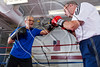 2017 - June - HS Matters - Brain Initiative Parkinson's Boxing-302.jpg (ISU College of Human Sciences) Tags: braininitiative boxing stegemoller gym elizabeth kinesiology olivia magazine kin state brain parkinsons initiative meyer hs matters disease