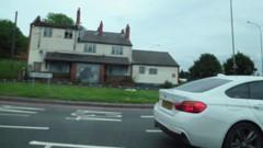 Another view of the world (stevenbrandist) Tags: a34 passenger daughter car bmw pub publichouse birmingham midlands camphill