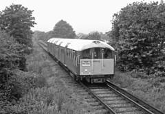 Near Shanklin (DH73.) Tags: island line shanklin alresford road bridge isle wight 1938 stock london underground class 483 008 ilford fp4 id11 minolta dynax 7000i 3570mm lens
