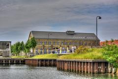 Tømmergraven (KonHenrik) Tags: danmark denmark copenhagen københavn christianshavn hdr 2017 d7100 18105 holmen kongebrovej freetown