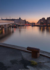 Dusk (laurilehtophotography) Tags: copenhagen denmark kööpenhamina tanska kesä2017 nyhavn city cityscape longexposure exposureblend europe dusk sunset bluehour buildings architecture hdr reflections river canal sky summer evening night tamron 2470 amazing earth world travel travelphotography explore discover weekend