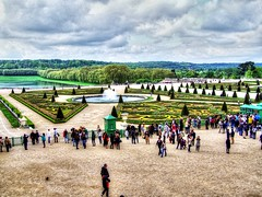 The Garden of Versailles (mmalinov116) Tags: france iledefrance îledefrance versailles palace castle garden flowers beautiful history historical hdr people франция версай градина дворец château